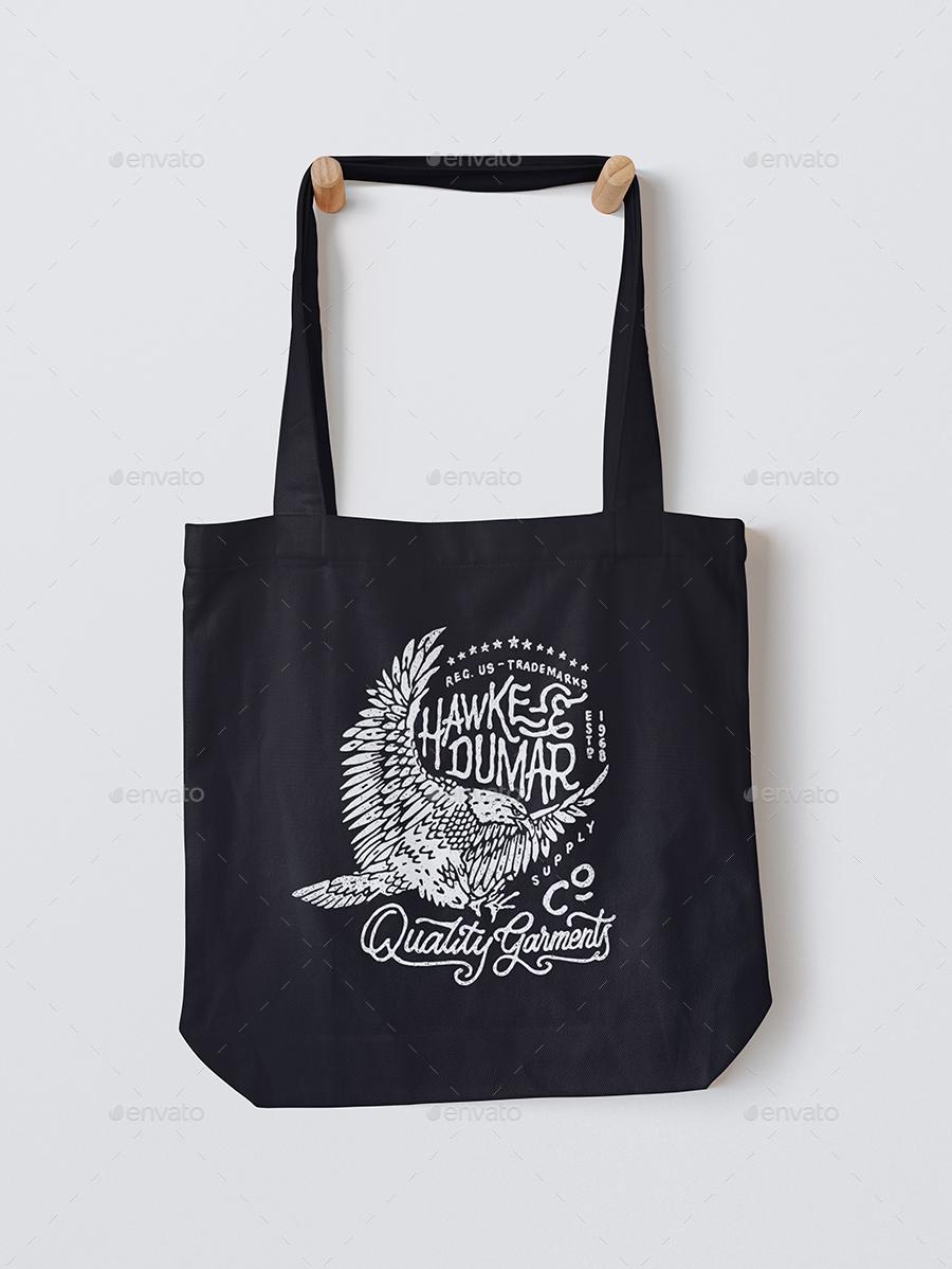 canvas tote bag mock up bundle