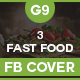 Food & Restaurant Facebook Cover - GraphicRiver Item for Sale