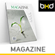 Magazine Template - InDesign 24 Page Layout V14 - GraphicRiver Item for Sale