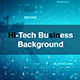 Hi-Tech Business Background - VideoHive Item for Sale