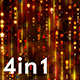 4 in 1 Stars Event - VideoHive Item for Sale
