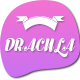 Dracula || 50-50 Coming soon HTML Template