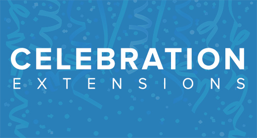 Celebration Extensions