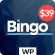 Bingo - Multi-Purpose Newspaper & Magazine Theme