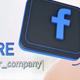 Facebook Glitch Lower thirds