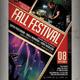 Fall Festival Flyer / Poster