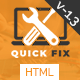QuickFix | Multipurpose Servicing and Repairing HTML Template