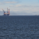 Oil and gas sea platform in Norway. Energy industry. Petroleum exploration - PhotoDune Item for Sale