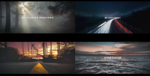 Epic Cinematic Slideshow