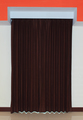Brown curtains in a room - PhotoDune Item for Sale
