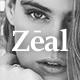 Zeal - Responsive and Creative Portfolio & Blogging WordPress Theme