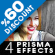 4 Prisma Photo Effects - GraphicRiver Item for Sale