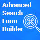 Advanced Search Form Builder