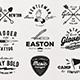 9 Hipster Vintage Badges - GraphicRiver Item for Sale
