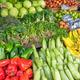 Vegetables for sale at a market - PhotoDune Item for Sale