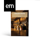 Hotel A4 Brochure - GraphicRiver Item for Sale