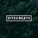 SiteCreateIO