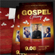 Gospel Fest Postcard V2 - GraphicRiver Item for Sale