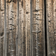 Aged spruce pine wood plank wall detail - PhotoDune Item for Sale