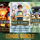 Back to School and Graduation Bundle