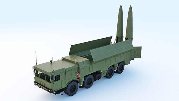 3DOcean Iskander-M 20493780