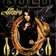 Gold Affairs- Flyer Template - GraphicRiver Item for Sale