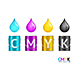Palette and Equipment CMYK