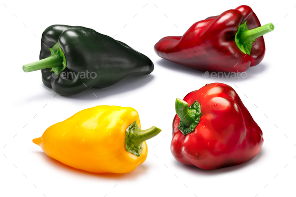 Bell peppers variety, paths