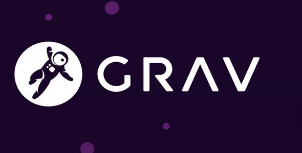 CodeCanyon GRAV a modern flat-file cms 20494390