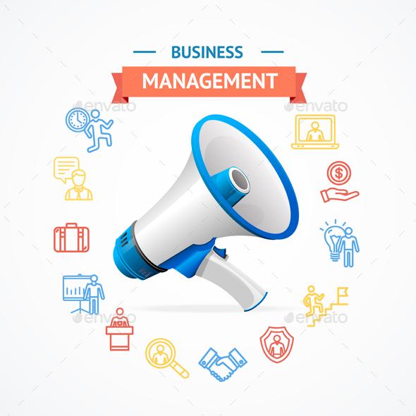Business Management Concept - Concepts Business