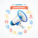 Business Management Concept - GraphicRiver Item for Sale