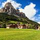 Dolomiti - Corvara in Badia small town - PhotoDune Item for Sale