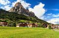 Dolomiti - Corvara in Badia small town - PhotoDune Item for Sale