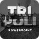 Tripoli Creative Powerpoint Template