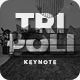 Tripoli Creative Keynote Template