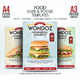 Best Burger Flyer / Poster - GraphicRiver Item for Sale