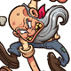 Angry Old Miner - GraphicRiver Item for Sale