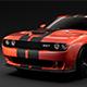 Dodge Challenger SRT Hellcat Go Mangoo 2017