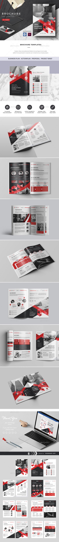 Brochure Templates - Corporate Brochures