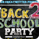 Back 2 School Poster / Flyer