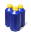 Blue Plastic Bottles - PhotoDune Item for Sale