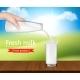 Background Fresh Milk