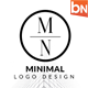 Minimal Logo Vol.1 - GraphicRiver Item for Sale