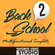 Back 2 School Broadcast Pack