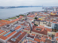 Lisbon from a bird's eye view - PhotoDune Item for Sale