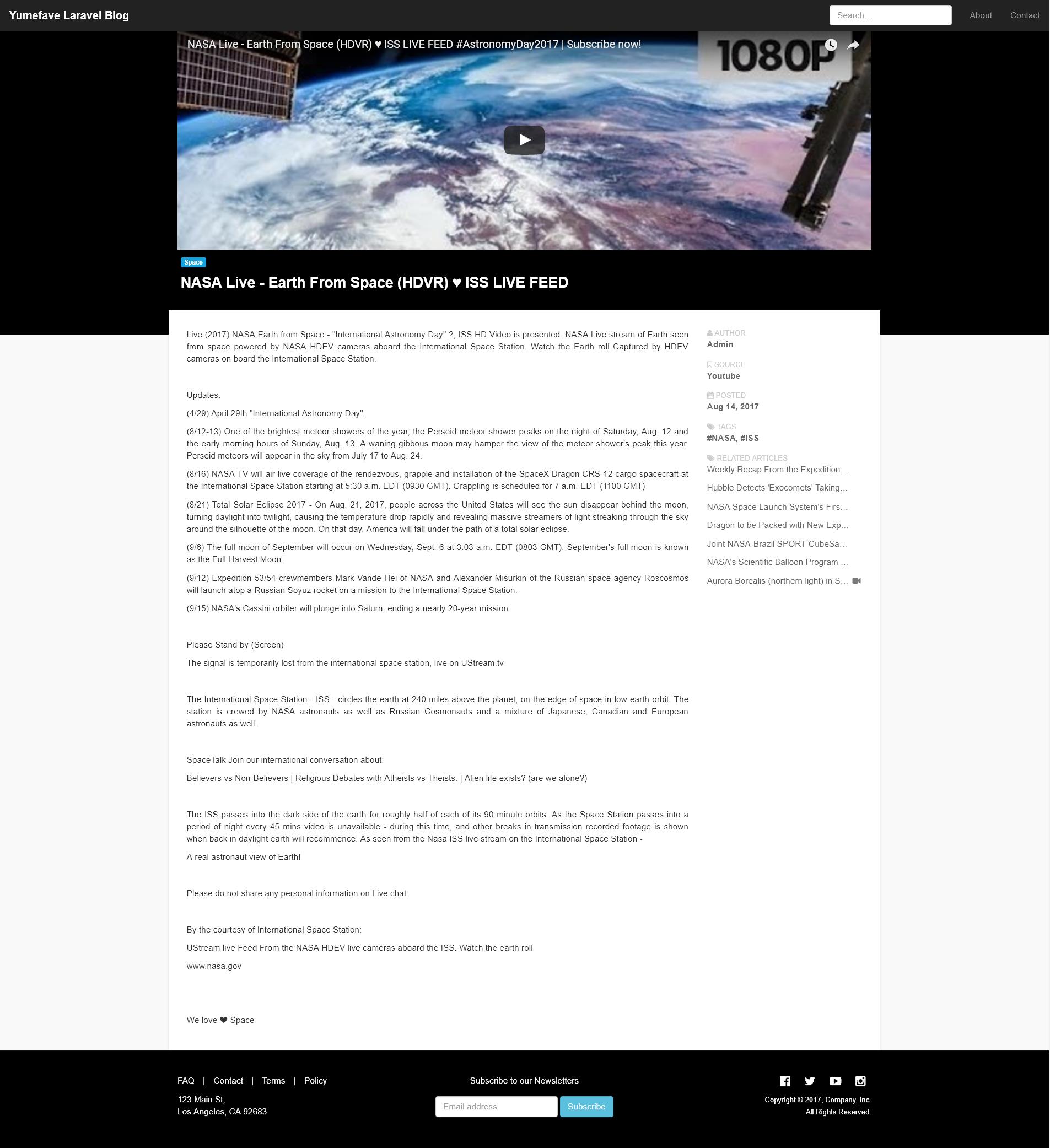 Yumefave | Laravel News & Blog - 3