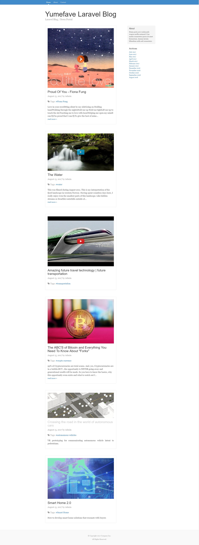 Yumefave | Laravel News & Blog - 6