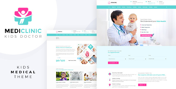 Image of Medi Clinic | Health, Medical Theme