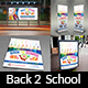 Back To School Advertising Package - GraphicRiver Item for Sale