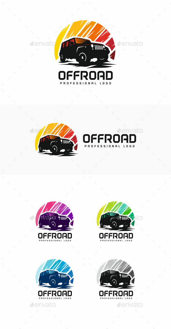 Car - Objects Logo Templates